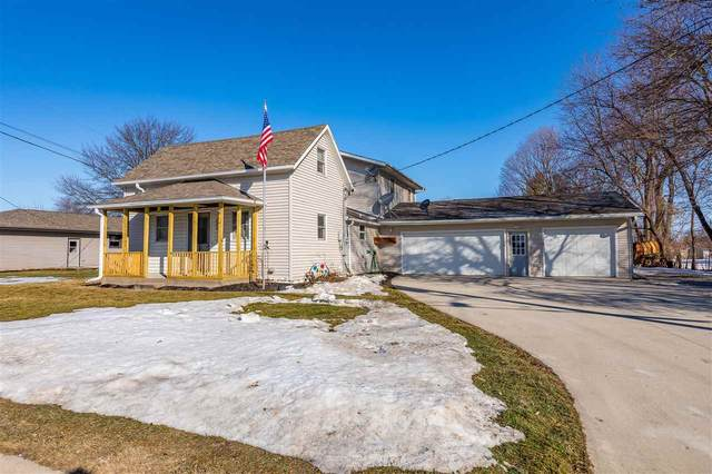 1026 E Van Buren St, Washington, IA 52353 (MLS #202101788) :: Lepic Elite Home Team