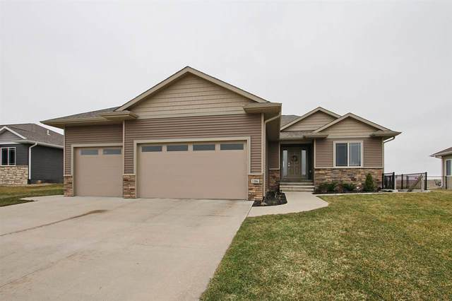 1106 Wood Lily Rd., Solon, IA 52333 (MLS #202101796) :: The Johnson Team