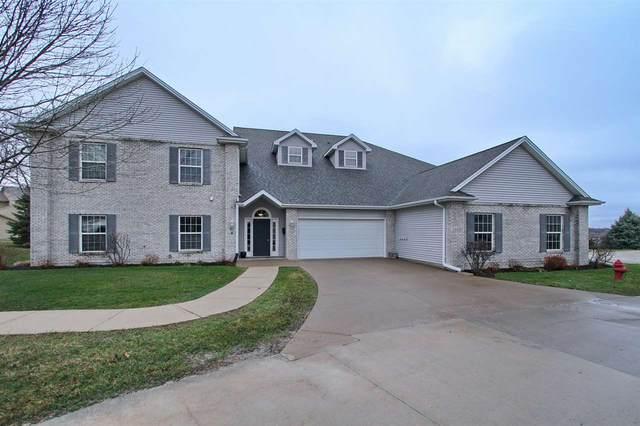 4 Duck Creek Pl, Iowa City, IA 52246 (MLS #202101804) :: Lepic Elite Home Team