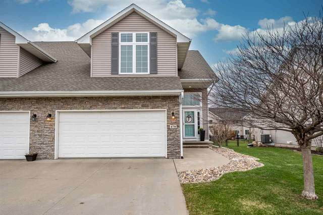 470 N Colton Dr, North Liberty, IA 52317 (MLS #202101805) :: Lepic Elite Home Team