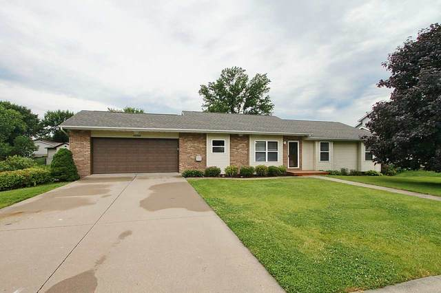 2000 13th St, Coralville, IA 52241 (MLS #202101818) :: Lepic Elite Home Team