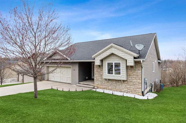 803 10th Avenue Pl, Coralville, IA 52241 (MLS #202101852) :: Lepic Elite Home Team