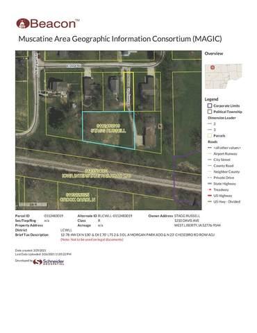 Morgan Park Addition, West Liberty, IA 52776 (MLS #202101861) :: The Johnson Team