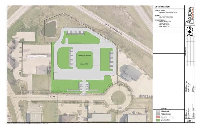34 Escort Lane  Lot 1, Iowa City, IA 52240 (MLS #202101873) :: The Johnson Team