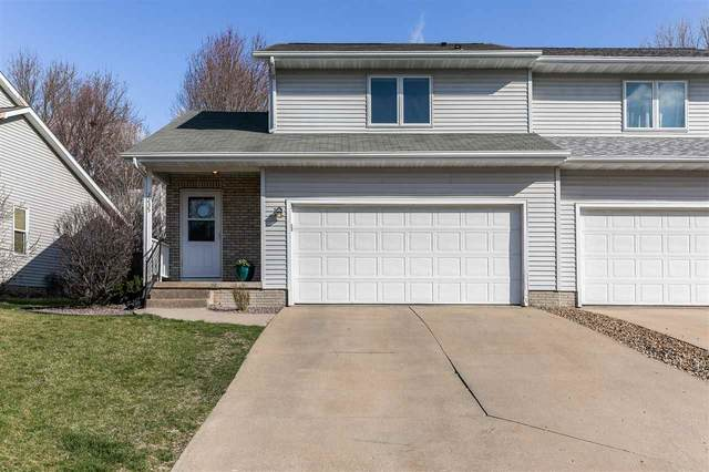 2235 10th St, Coralville, IA 52241 (MLS #202101929) :: Lepic Elite Home Team