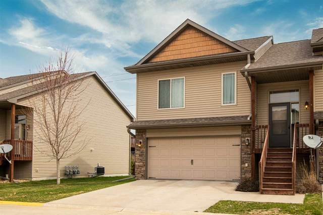 1440 Marilyn Dr, North Liberty, IA 52317 (MLS #202102039) :: The Johnson Team