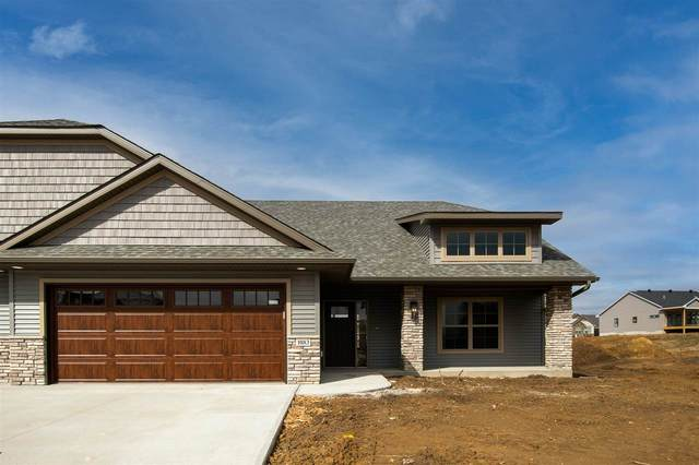 1083 Dubs Dr, Iowa City, IA 52246 (MLS #202102045) :: Lepic Elite Home Team