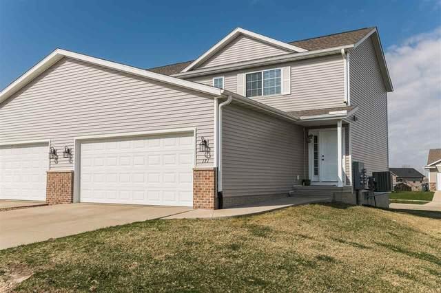 171 Woodstone Lane, Cedar Rapids, IA 52404 (MLS #202102058) :: The Johnson Team