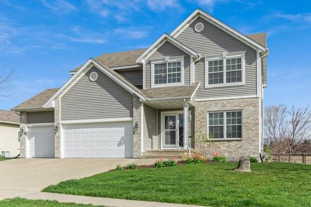 1340 Harvest St, North Liberty, IA 52317 (MLS #202102219) :: The Johnson Team
