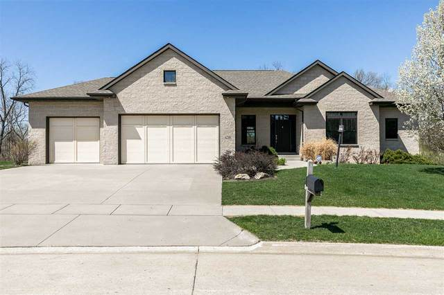 4210 Cumberland Ln., Iowa City, IA 52245 (MLS #202102222) :: The Johnson Team