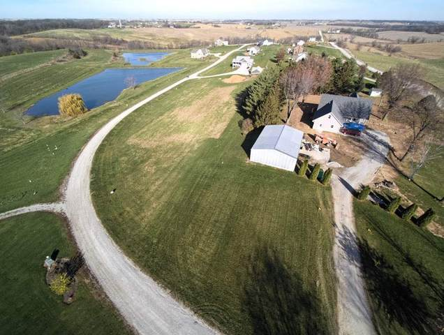Lot 13 Terrace Acres Part 4, Kalona, IA 52247 (MLS #202102290) :: The Johnson Team