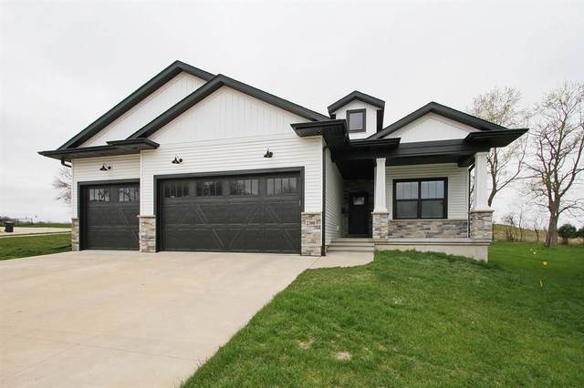 2300 Dempster Dr., Coralville, IA 52241 (MLS #202102297) :: The Johnson Team