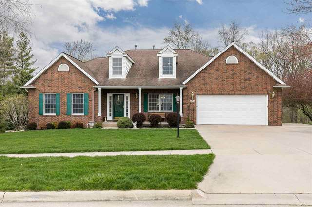 375 Auburn Hills Dr, Coralville, IA 52241 (MLS #202102316) :: The Johnson Team