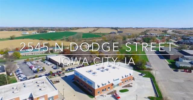 2545 N Dodge St Ste A, Iowa City, IA 52245 (MLS #202102394) :: The Johnson Team