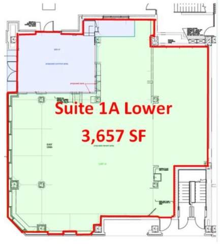 14 S Linn St 1A Lower, Iowa City, IA 52240 (MLS #202102424) :: The Johnson Team