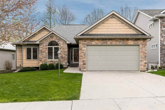 2138 Dempster Dr, Coralville, IA 52241 (MLS #202102426) :: Lepic Elite Home Team