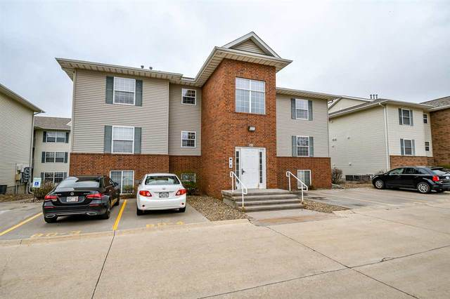 80 Cherry Ct #4, North Liberty, IA 52317 (MLS #202102515) :: Lepic Elite Home Team