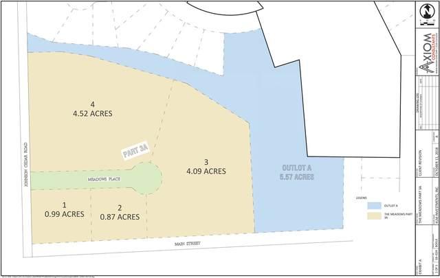 0 NE Corner Of Main & Johnson Cedar Rd, West Branch, IA 52358 (MLS #202102554) :: Lepic Elite Home Team