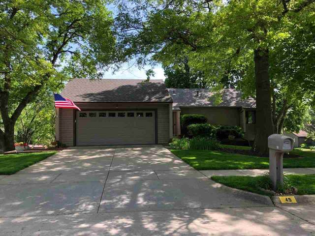 45 Ealing Dr., Iowa City, IA 52246 (MLS #202102569) :: The Johnson Team