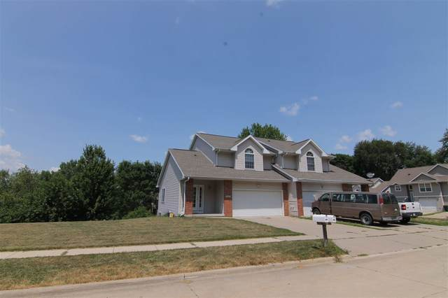 2431 Catskill Ct 2431-2433, Iowa City, IA 52245 (MLS #202102611) :: The Johnson Team