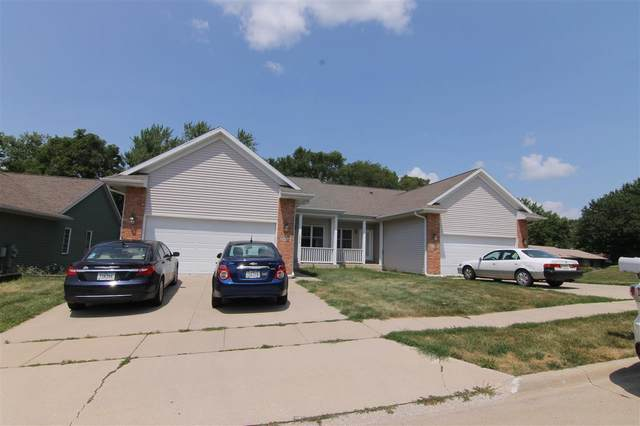 2656 Catskill Ct 2656-2658, Iowa City, IA 52245 (MLS #202102612) :: The Johnson Team