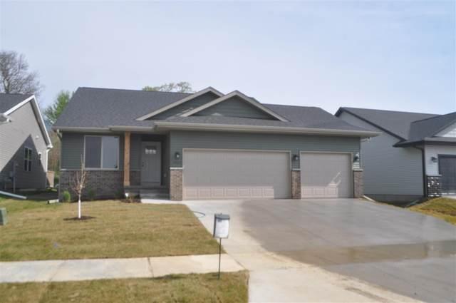 4062 Olivia Ct., Iowa City, IA 52245 (MLS #202102641) :: The Johnson Team