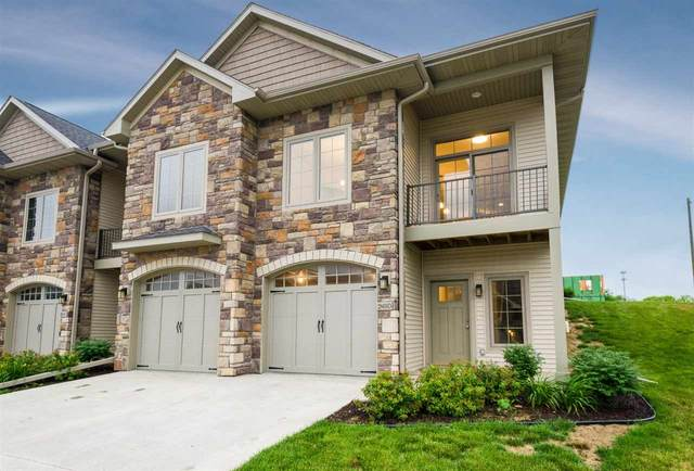 2881 Blue Sage Dr Unit D, Coralville, IA 52241 (MLS #202102670) :: The Johnson Team