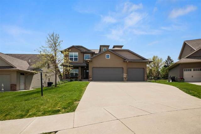 7 Kelsey Ct, Coralville, IA 52241 (MLS #202102799) :: The Johnson Team