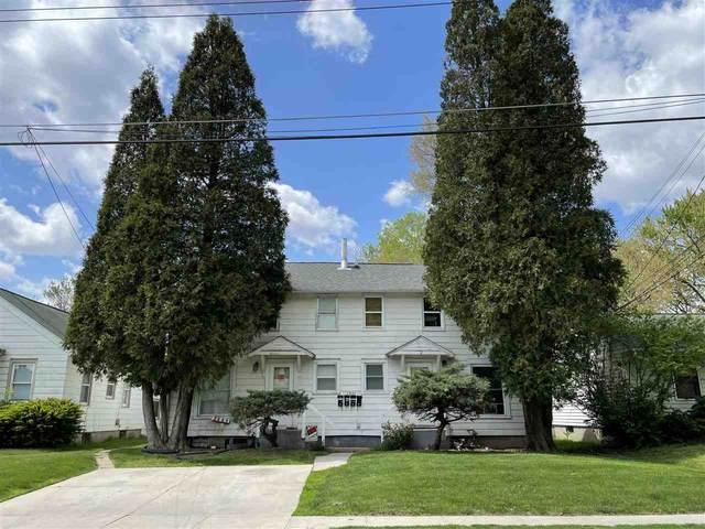 1011 Hudson, Iowa City, IA 52240 (MLS #202102860) :: Lepic Elite Home Team