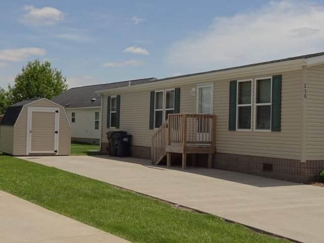 230 Morgan Court, Iowa City, IA 52240 (MLS #202102911) :: The Johnson Team