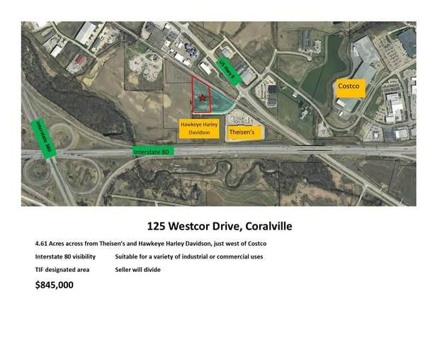 125 Westcor Dr, Coralville, IA 52241 (MLS #202102917) :: The Johnson Team
