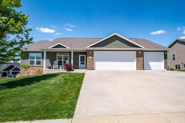 512 Rolling Hills Dr., Tiffin, IA 52340 (MLS #202102920) :: The Johnson Team