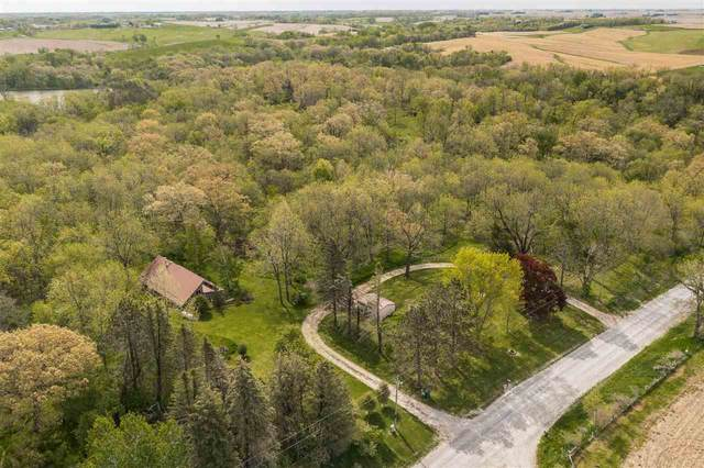 1396 Plato Rd, West Branch, IA 52358 (MLS #202102974) :: The Johnson Team