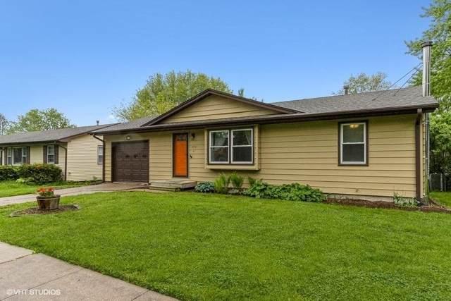 1731 Gleason Ave., Iowa City, IA 52240 (MLS #202103090) :: The Johnson Team
