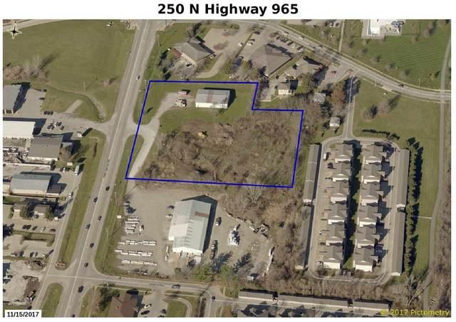 250 Highway 965 Ne, North Liberty, IA 52317 (MLS #202103114) :: Lepic Elite Home Team