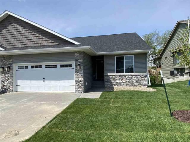 710 Creekside Drive, Tiffin, IA 52340 (MLS #202103459) :: Lepic Elite Home Team