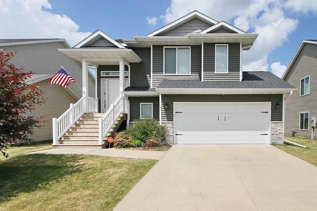 2877 Whispering Meadows Dr, Iowa City, IA 52240 (MLS #202103496) :: Lepic Elite Home Team
