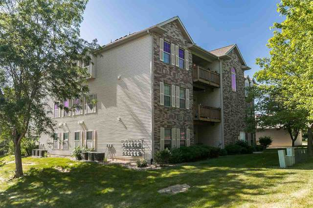 2853 Coral Ct #302, Coralville, IA 52241 (MLS #202103531) :: The Johnson Team
