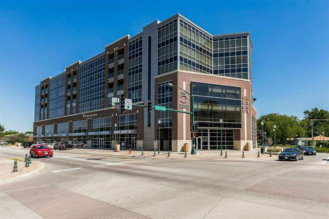 1303 5th St #606, Coralville, IA 52241 (MLS #202103678) :: Lepic Elite Home Team