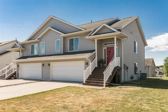 1451 Palisades Dr, Coralville, IA 52241 (MLS #202103738) :: The Johnson Team