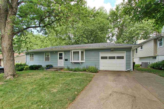 2227 Russell Dr, Iowa City, IA 52240 (MLS #202103770) :: Lepic Elite Home Team