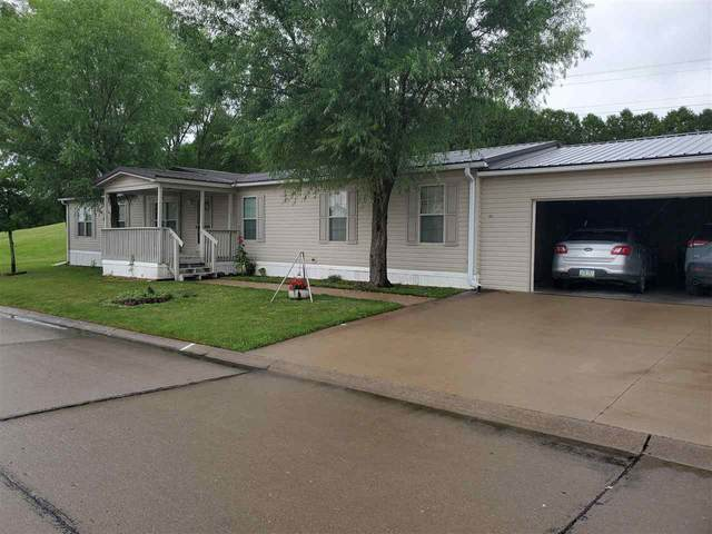 119 Lincoln St, West Branch, IA 52358 (MLS #202103830) :: Lepic Elite Home Team