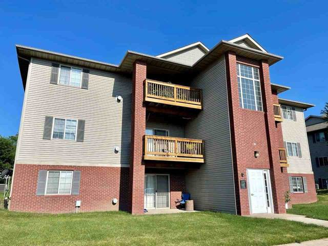 2270 Holiday Rd #503, Coralville, IA 52241 (MLS #202103880) :: The Johnson Team