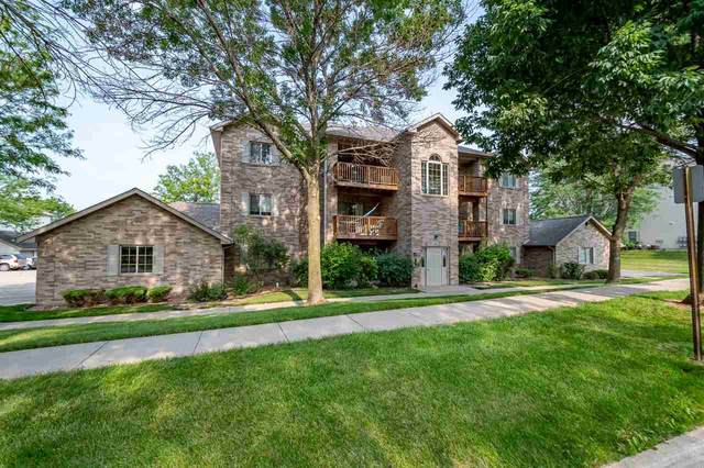 2861 Coral Ct #104, Coralville, IA 52241 (MLS #202103909) :: Lepic Elite Home Team