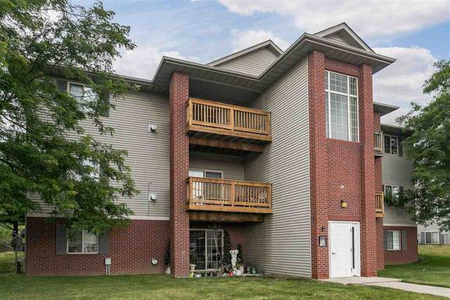 2272 Holiday Rd. #603, Coralville, IA 52241 (MLS #202104037) :: Lepic Elite Home Team
