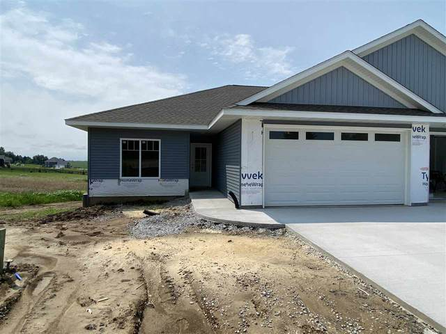 916 Prairie View Drive, West Branch, IA 52358 (MLS #202104218) :: Lepic Elite Home Team