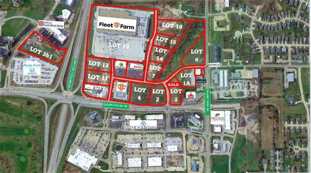 Lot 6 Edgewood Town Centre, Cedar Rapids, IA 52411 (MLS #202104275) :: Lepic Elite Home Team
