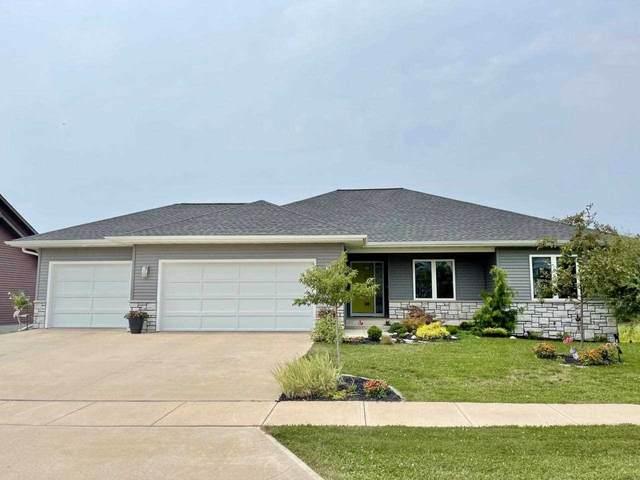 143 Charles Dr, Iowa City, IA 52245 (MLS #202104404) :: Lepic Elite Home Team