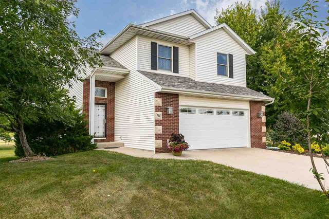 50 Cougar Place, North Liberty, IA 52317 (MLS #202104513) :: The Johnson Team