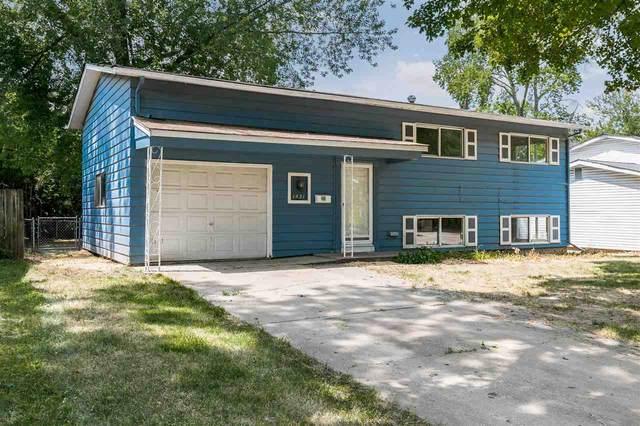 1421 Sycamore, Iowa City, IA 52240 (MLS #202104627) :: Lepic Elite Home Team